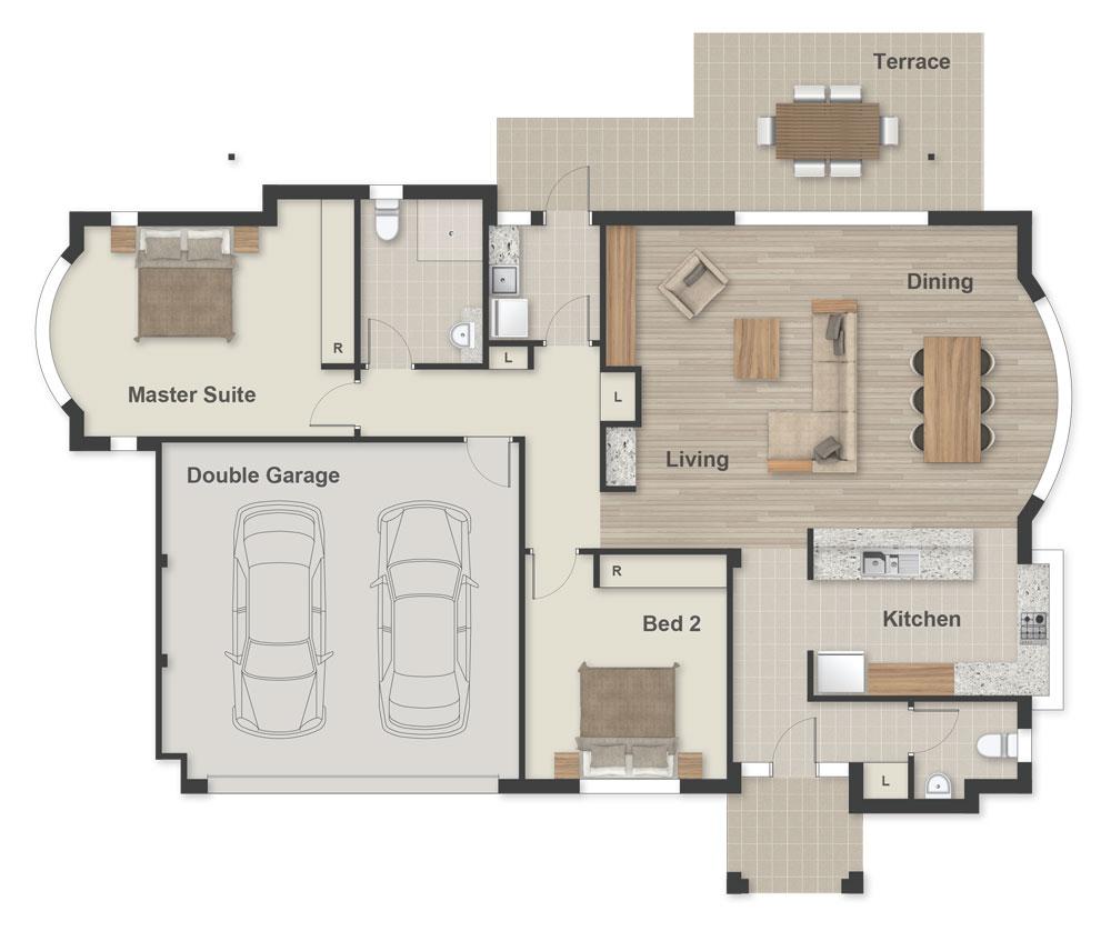 Aberdeen Floorplan