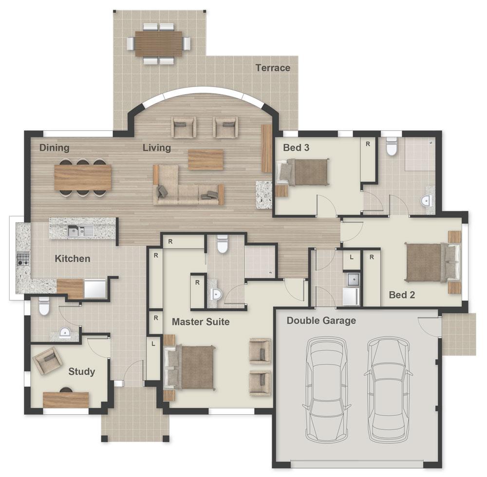 Bowenfels Floorplan