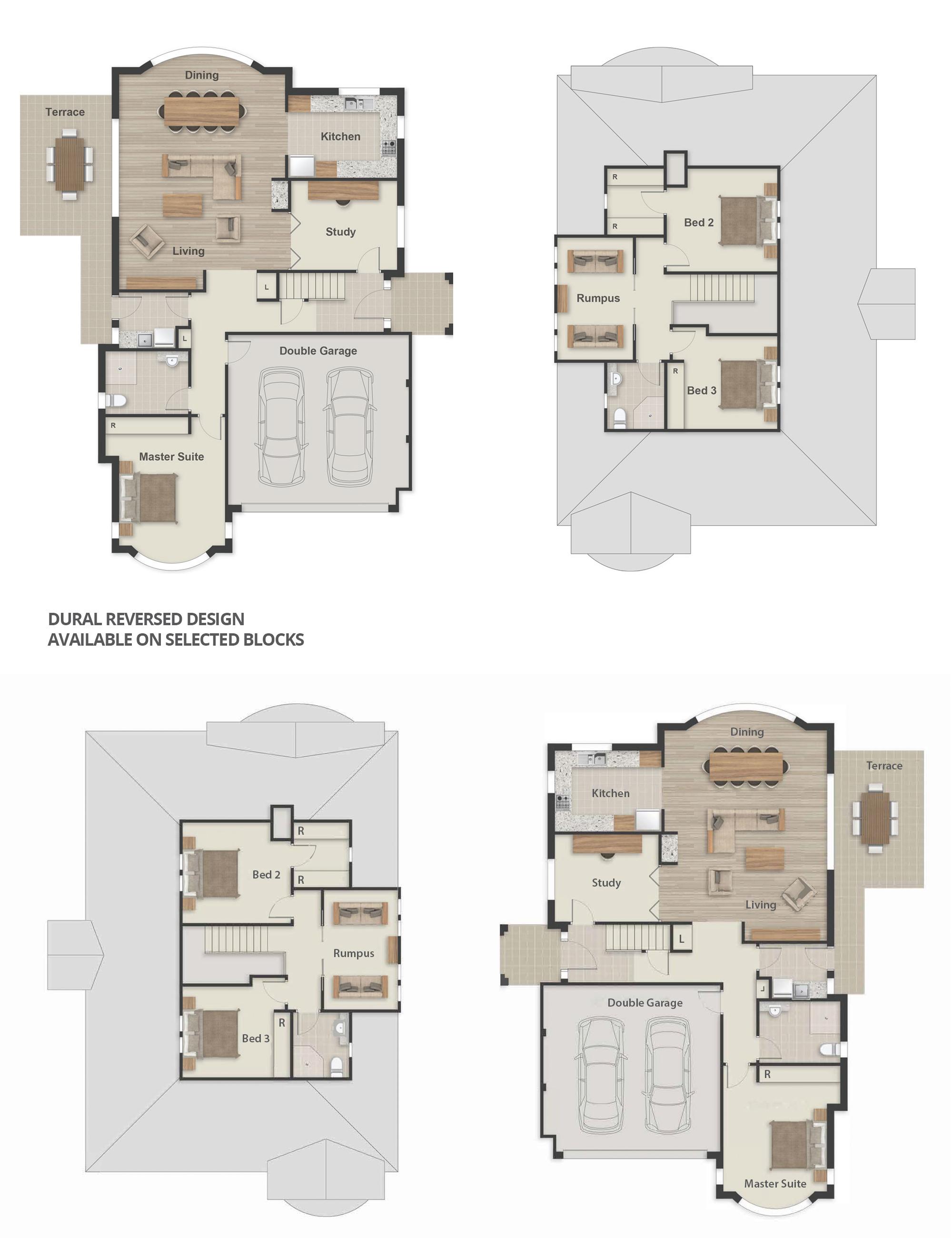 Dural Floorplan
