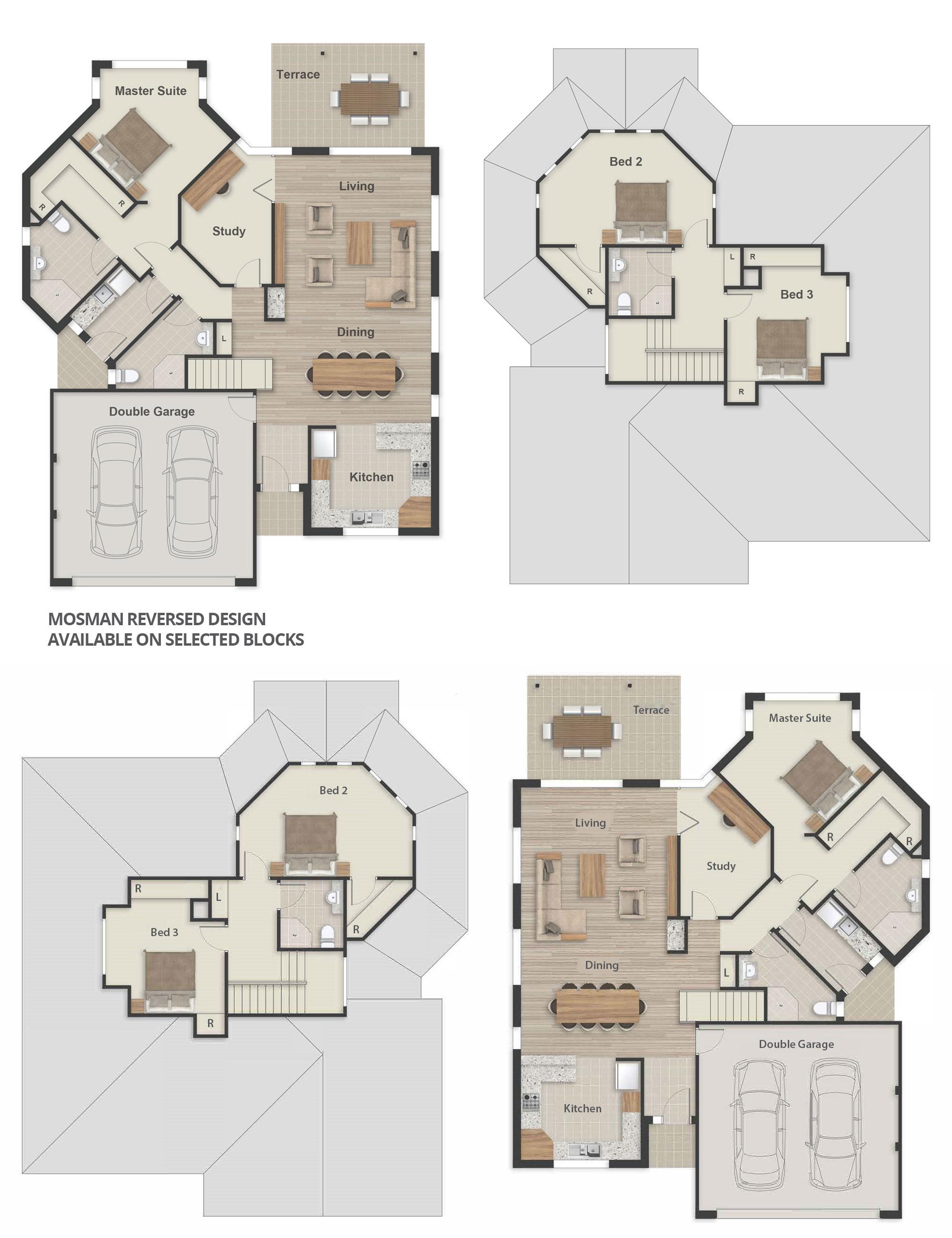 Mosman Floorplan