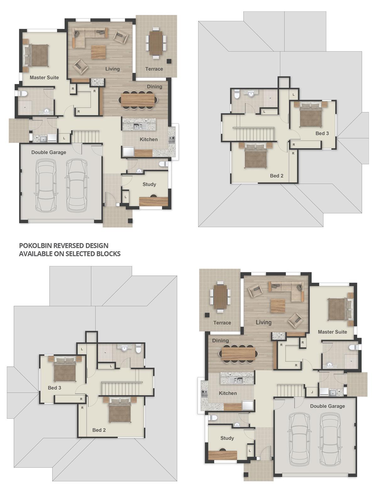 Pokolbin Floorplan