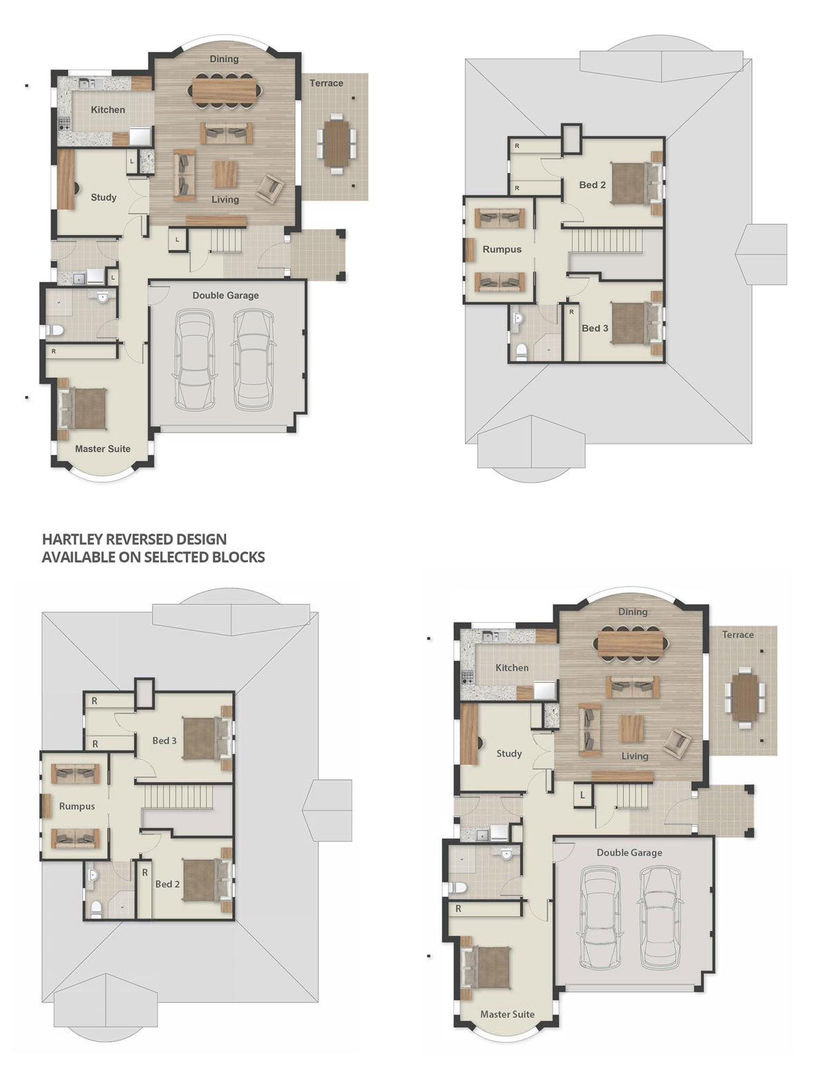 Hartley Floorplan